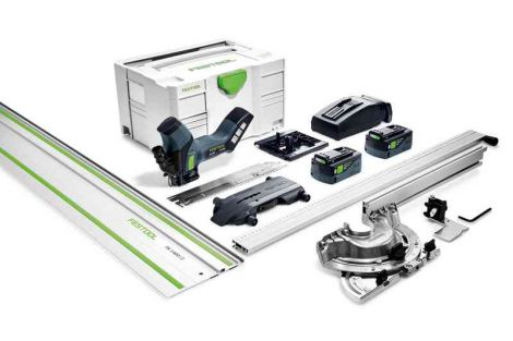 Festool Cordless insulating-material saw ISC 240 Li 5,2 EBI-Set-FS