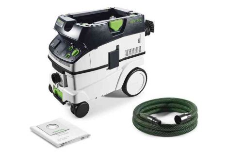 Festool Mobile dust extractor CLEANTEC CTM 26 E 240V